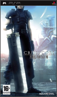 Okładka Crisis Core: Final Fantasy VII (PSP)