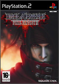 Dirge of Cerberus: Final Fantasy VII cover