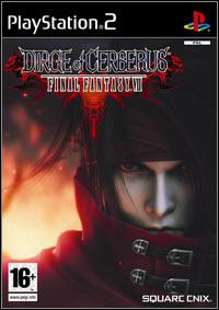 Okładka Dirge of Cerberus: Final Fantasy VII (PS2)