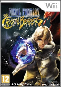 Game Box for Final Fantasy Crystal Chronicles: The Crystal Bearers (Wii)