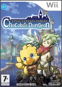 Okładka Final Fantasy Fables: Chocobo's Dungeon (Wii)