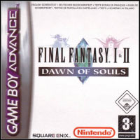 Okładka Final Fantasy I & II: Dawn of Souls (GBA)