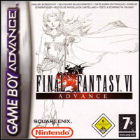 Game Box for Final Fantasy VI Advance (GBA)