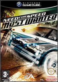 Game Need for Speed: Most Wanted (2005) (XBOX) cover