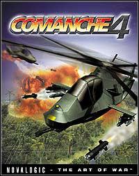Okładka Comanche 4 (PC)