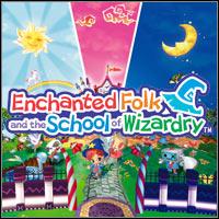 Okładka Enchanted Folk and the School of Wizardry (NDS)