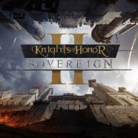 Game Box for Knights of Honor II: Sovereign (PC)