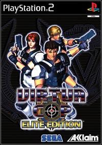 Okładka Virtua Cop: Elite Edition (PS2)