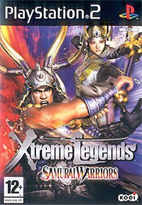 Okładka Samurai Warriors: Xtreme Legends (PS2)
