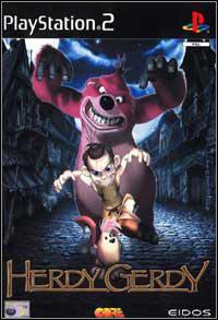 Okładka Herdy Gerdy (PS2)