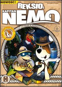 Okładka Reksio i kapitan Nemo (PC)