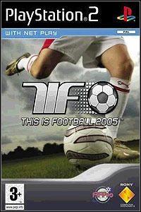 Okładka This is Football 2005 (PS2)