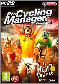 Okładka Pro Cycling Manager: Tour de France 2011 (PC)