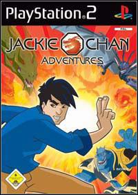 Okładka Jackie Chan Adventures (PS2)