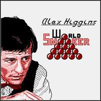 Okładka Alex Higgins' World Snooker (PC)