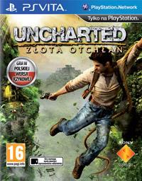 Okładka Uncharted: Golden Abyss (PSV)
