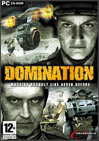 Okładka Domination (PC)