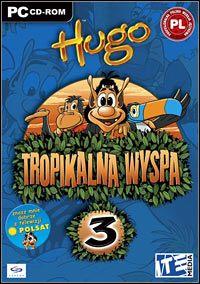 Okładka Hugo: Jungle Island 3 (PC)