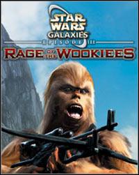 Okładka Star Wars Galaxies: Rage of the Wookiees (PC)