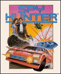 Okładka Spy Hunter (1984) (PC)