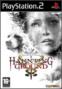 Okładka Haunting Ground (PS2)