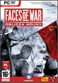Okładka Faces of War (PC)