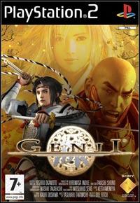 Okładka Genji: Dawn of the Samurai (PS2)