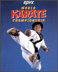 Okładka World Karate Championship (PC)