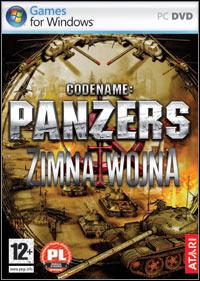 Okładka Codename: Panzers - Cold War (PC)