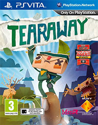 Game Box for Tearaway (PSV)