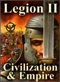 Game Box for Legion II: Civilization & Empire (PC)