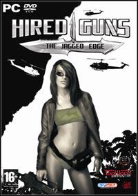 Okładka Hired Guns: The Jagged Edge (PC)