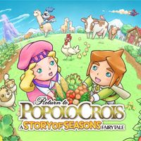 Game Return to PoPoLoCrois: A Story of Seasons Fairytale (3DS) cover
