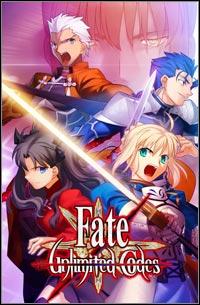 Okładka Fate/Unlimited Codes (PSP)
