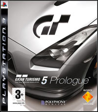 Game Box for Gran Turismo 5 Prologue (PS3)