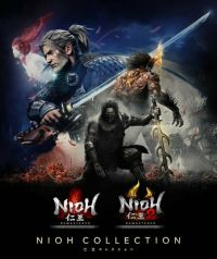 Game Box for NiOh Collection (PS5)