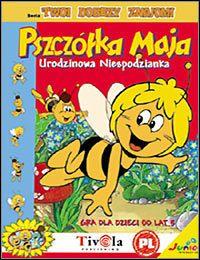 Okładka Pszczolka Maja: Urodzinowa Niespodzianka (PC)