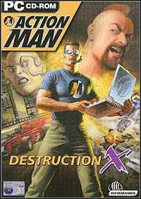 Okładka Action Man 2: Destruction X (PC)