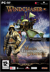 Okładka Windchaser (PC)