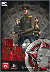 Okładka The Stalin Subway (PC)