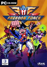 Okładka Freedom Force (PC)
