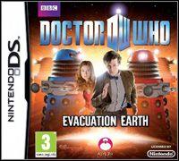 Okładka Doctor Who: Evacuation Earth (NDS)