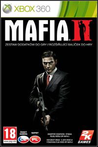 Game Mafia II: Specjalny Pakiet Dodatkow (PC) cover