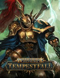Game Box for Warhammer Age of Sigmar: Tempestfall (PC)