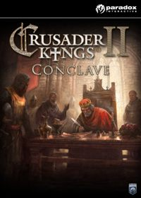 Game Box for Crusader Kings II: Conclave (PC)