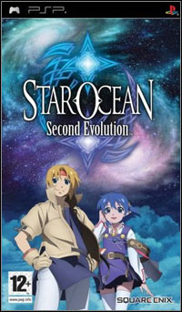 Okładka Star Ocean: Second Evolution (PSP)