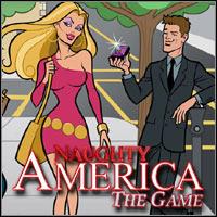 Okładka Naughty America: The Game (PC)