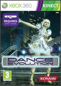 Okładka DanceEvolution (X360)