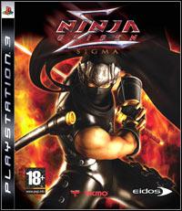 Okładka Ninja Gaiden Sigma (PS3)
