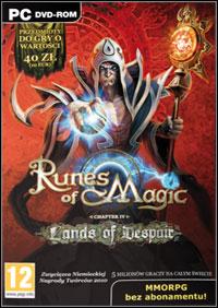 Okładka Runes of Magic (PC)